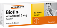 BIOTIN-RATIOPHARM-5-mg-Tabletten