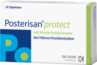 POSTERISAN protect Suppositorien
